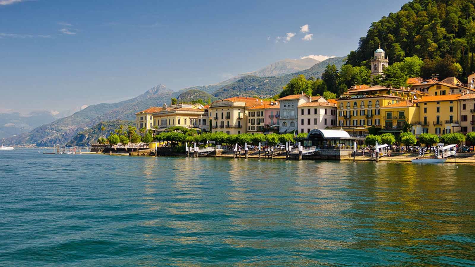 Starwaz in Bellagio - Sheraton Lake Como