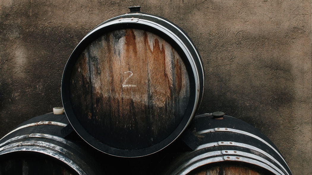 Wine barrel - Sheraton Brand