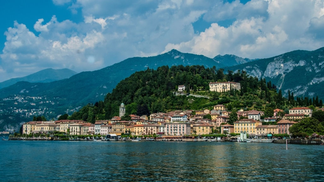 bellaggio view lake como